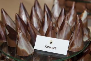 Keie karamel bonbon bij IJZenSO